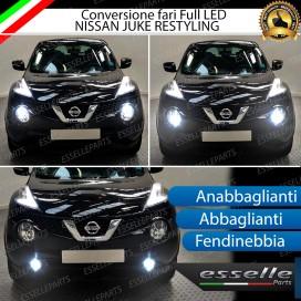 Conversione Fari Full LED 12000LM + 6400LM + 9800LM