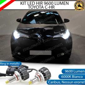 Kit LED Anabbaglianti/Abbaglianti coppia HIR2 9600 LUMEN TOYOTA C-HR