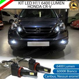 KitFull LEDFendinebbia H11 6400 LUMENHONDACR-V III