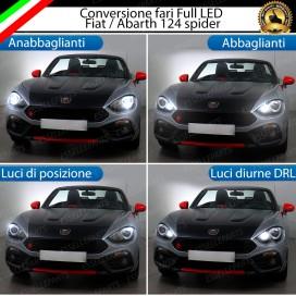 Conversione Fari Full LED 9600LM + 10800LM
