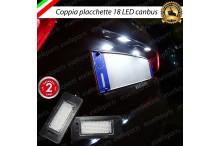 Placchette a LED Complete