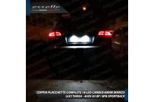 Placchette a LED Complete A3 8P / 8PA