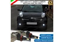 Kit Full LED H11 Fendinebbia NISSAN MICRA III