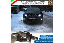 Kit Full LED H8 Fendinebbia NISSAN MURANO II