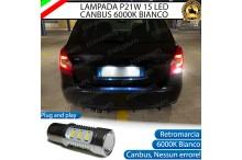 Luce Retromarcia 15 LED SKODA FABIA II