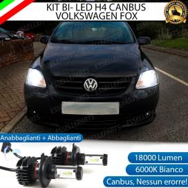 Kit Full LED H4 18000 LUMEN Anabbaglianti/Abbaglianti VOLKSWAGEN FOX