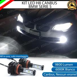 KitFull LEDH8 9800 LUMEN Fendinebbia perBMW SERIE5F10 F11