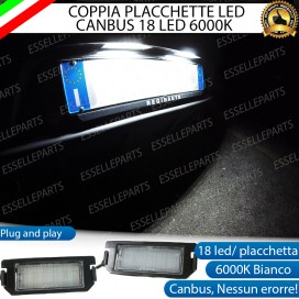 Placchette a LED