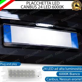 Placchetta a LED Completa