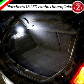 Placchetta Vano Bagagli LED per ABARTH 500