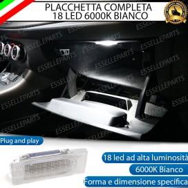 Placchetta Vano portaoggetti 18 LED ALFA ROMEO MITO