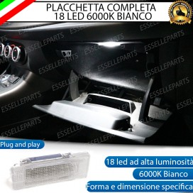 Placchetta Vano portaoggetti 18 LED ALFA ROMEO 159