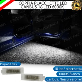 Placchette Antipozzanghera LED