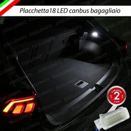 Placchetta Vano Bagagli LED
