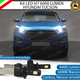 KitFull LED H7 6400 LUMEN AbbagliantiHYUNDAI TUCSON III