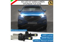 Kit Full LED H7 Abbaglianti HYUNDAI TUCSON III