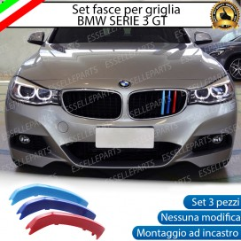 Set Cover M Sport SERIE 3 F34 GT con calandra a 9 Linee Verticali