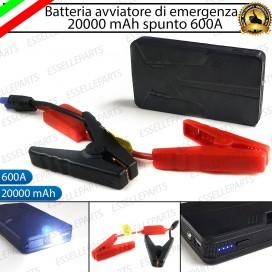 Avviatore portatile Ricaricabile di Emergenza Batteria Auto