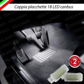 Placchette Vano Piedi LED per Citroen DS3