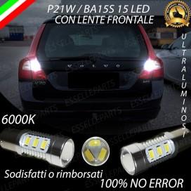 Luci Retromarcia 15 LED Volvo V70 III CON LENTE FRONTALE