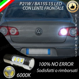 Luce Retromarcia 15 LED Volkswagen Passat (B6) CON LENTE FRONTALE