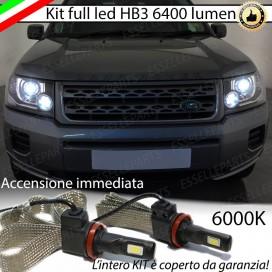 Kit Full LED HB3 Anabbaglianti/Abbaglianti