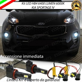Kit Full LED HB4 Fendinebbia