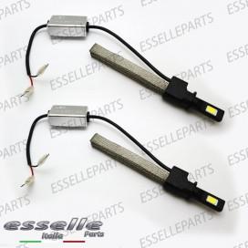 Kit Full LED H3 coppia lampade