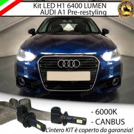 KitFull LED H1 Abbaglianti 6400 LUMENAUDI A1