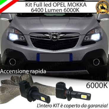 KIT FULL LED H7 Anabbaglianti MOKKA