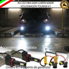 KIT FULL LED HB4 Fendinebbia HB4 VW TOURAN V1