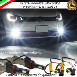 KIT FULL LED HB4 Fendinebbia HB4 VW TOURAN V3