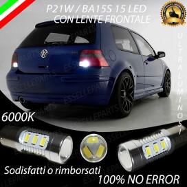 Luci Retromarcia 15 LED Volkswagen Golf 4 CON LENTE FRONTALE