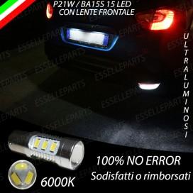 Luce Retromarcia 15 LED Renault Captur CON LENTE FRONTALE
