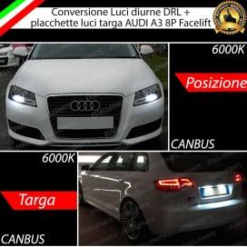 Conversione DRL/Targa
