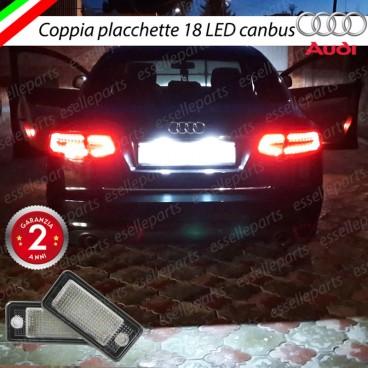 Placchette a LED Complete A6 C6
