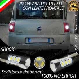 Luci Retromarcia 15 LED Fiat Multipla II CON LENTE FRONTALE