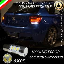 Luce Retromarcia 15 LED BMW Serie 1 (F20 F21) CON LENTE FRONTALE