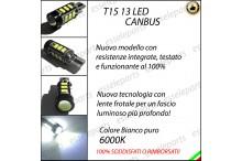 Coppia led retromarcia serie 1 per modelli prodotti dal 03/2007 in poi