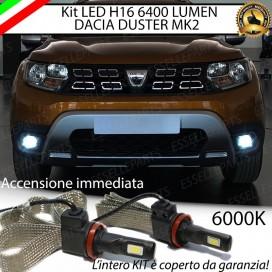 KitFull LEDH16 Fendinebbia 6400 LUMENDACIADUSTER II