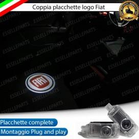 Loghi Fiat antipozzanghera