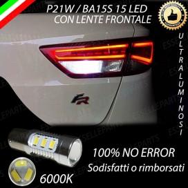 Luce Retromarcia 15 LED Seat Leon 3 (5F) Pre-Restyling CON LENTE FRONTALE
