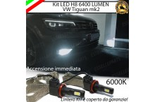 Kit Full LED H8 Fendinebbia VW TIGUAN II