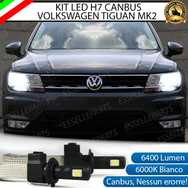 KIT FULL LED H7 Anabbaglianti VW TIGUAN II
