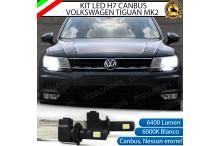 KIT FULL LED H7 Anabbaglianti VW TIGUAN II