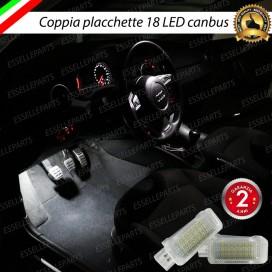 Placchette Vano Piedi LED