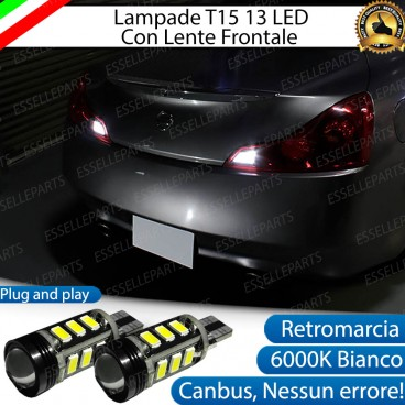Luci Retromarcia 13 LED GENESIS