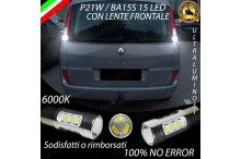 Luci Retromarcia 15 LED ESPACE IV