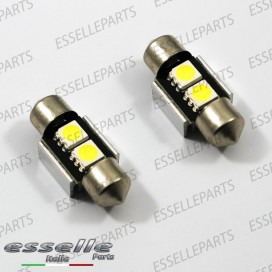SILURO 2 LED Canbus 31mm