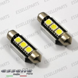 SILURO 3 LED Canbus 36mm